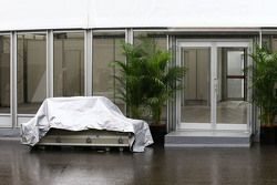 Lotus F1 Team hospitality suite