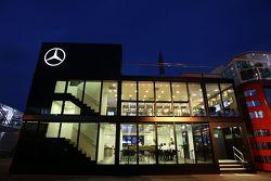 Hospitality Mercedes AMG F1