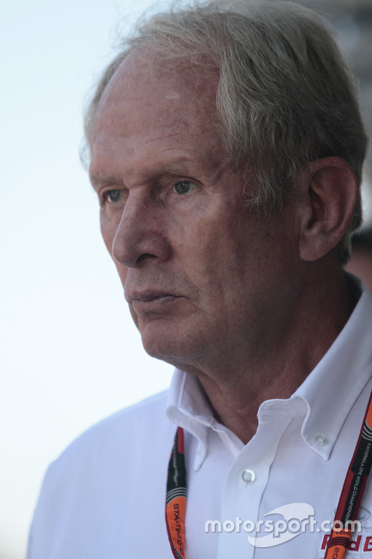 Helmut Marko, Red Bull Racing