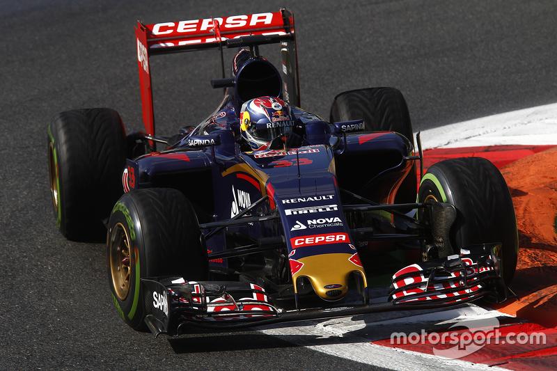 2015 : Toro Rosso STR10, à moteur Renault