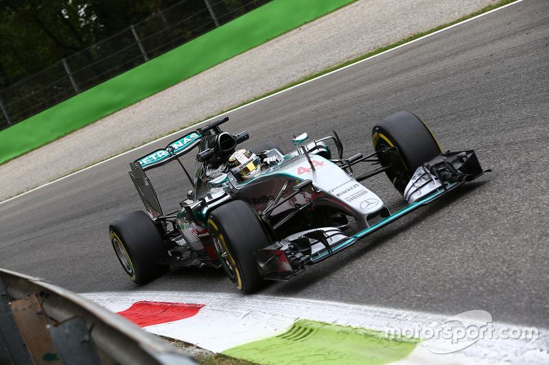 Monza - Lewis Hamilton - 5 victorias