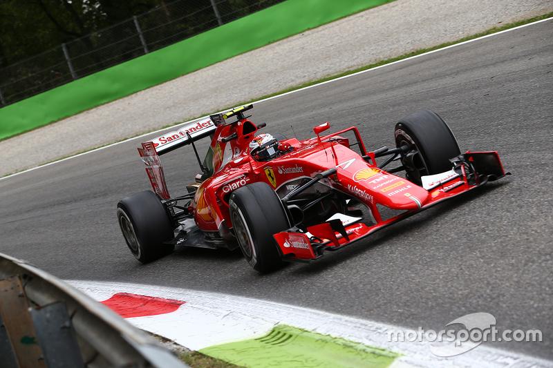 2015 : Kimi Räikkönen, Ferrari SF15-T