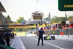 Felipe Nasr, Sauber, C34