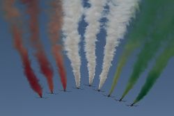 Le Frecce Tricolore
