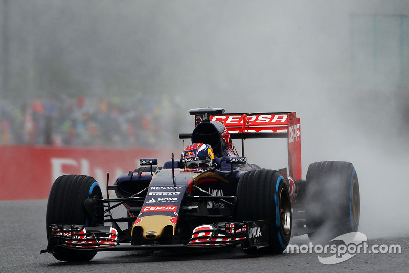 2015: Toro Rosso STR10