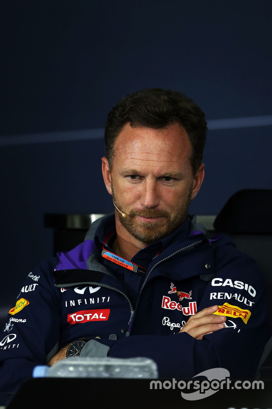 Christian Horner, Red Bull Racing Team