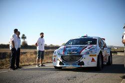 Бруно Магальяэш и Юго Магальяэш, Peugeot 208 T16