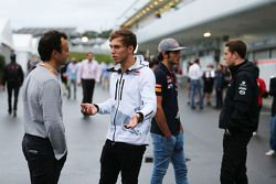 Pierre Gasly, Red Bull Racing Test Driver