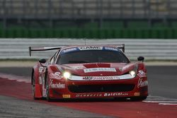 Ferrari 458 Italia GT3 #1, Raffale Giammaria, Lorenzo Case, Scuderia Baldini 27 Network