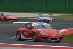 Matteo Desideri, Antonelli Motorsport, Porsche 997 #108