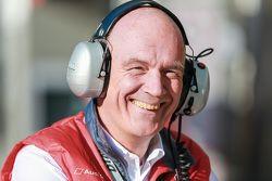 Доктор Вольфганг Ульрих, глава Audi Sport