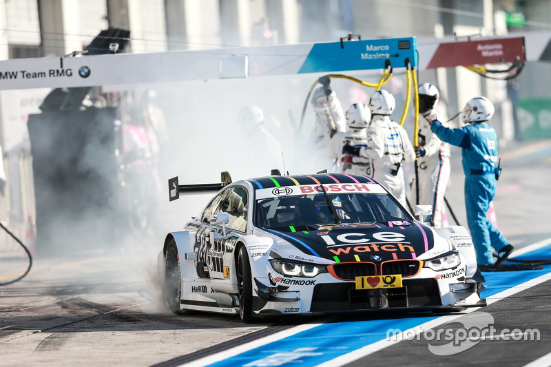 Марко Віттман, BMW Team RMG BMW M4 DTM