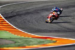 Marc Marquez, Repsol Honda Team et Maverick Viñales, Team Suzuki MotoGP