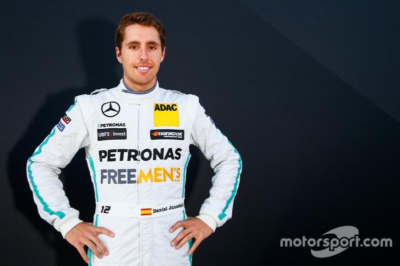 #12: Daniel Juncadella (Mercedes)