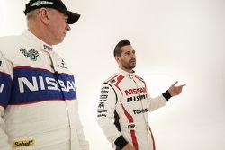 Michael Caruso and Jim Richards, Nissan Motorsports
