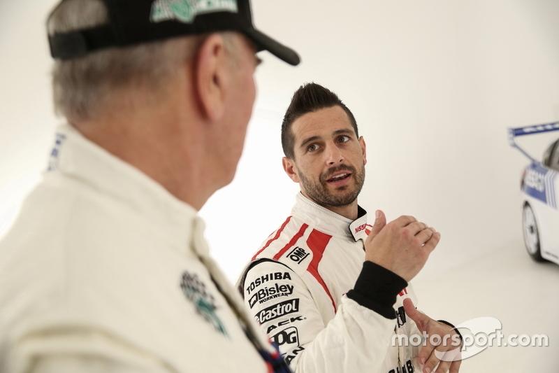 Michael Caruso ve Jim Richards, Nissan Motorsports