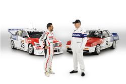 Nissan Motorsports Bathurst 1000 retro livery