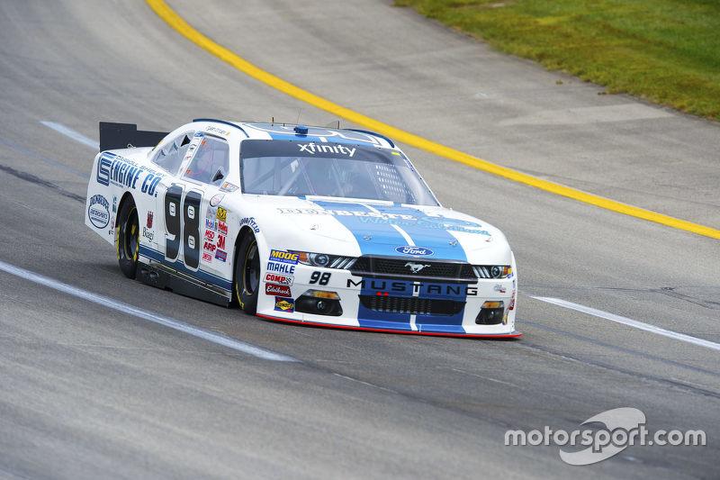 Ryan Truex, Biagi-DenBeste Racing Ford
