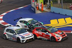 Tomas Engstrom, Volkswagen Golf TCR, Liqui Moly Team Engstler, Pepe Oriola, SEAT Leon, Team Craft-Ba