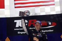 Race 1 Winner: Kevin Gleason, Honda Civic TCR, West Coast Racing