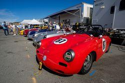 Klassieke Porsche's