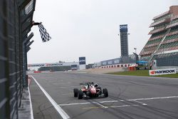 Felix Rosenqvist, Prema Powerteam Dallara F312 - Mercedes-Benz takes the win