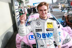 Polesitter Lucas Auer, ART Grand Prix Mercedes-AMG C63 DTM