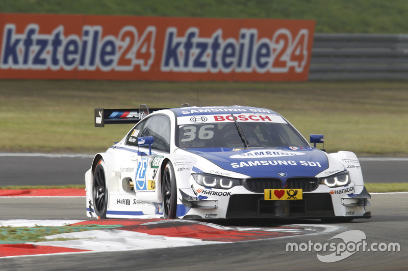 Максім Мартін, BMW Team RMG BMW M4 DTM