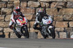 Yonny Hernandez, Octo Pramac Racing e Nicky Hayden Aspar MotoGp Team
