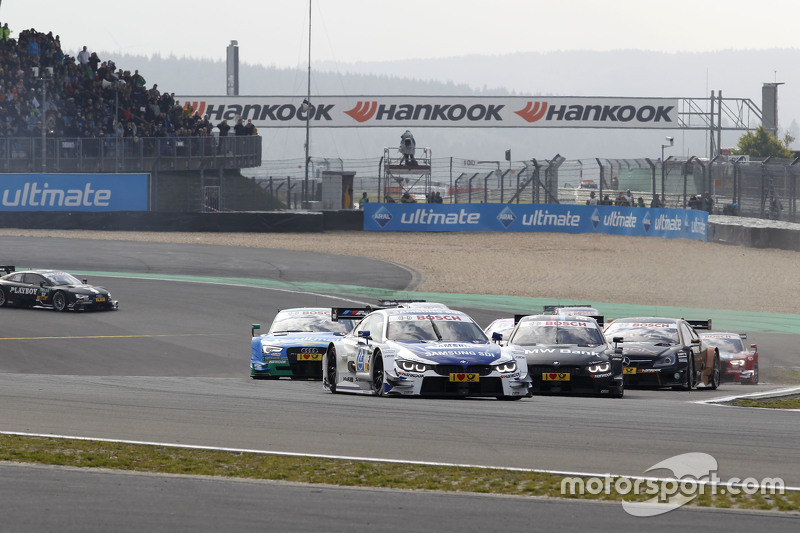 Максім Мартін, BMW Team RMG BMW M4 DTM