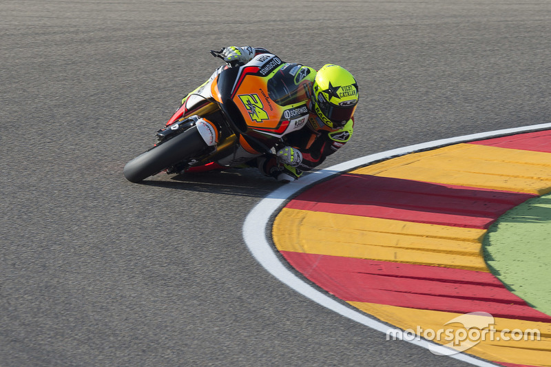 Toni Elias, Forward Racing Yamaha
