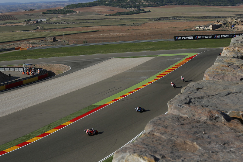 #8: Motorland Aragon (Spagna) - 171,400 km/h