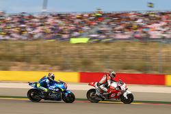 Jack Miller, Team LCR Honda y Maverick Viñales, Team Suzuki MotoGP