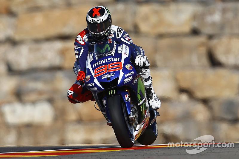 2015: Jorge Lorenzo (Yamaha YZR-M1)