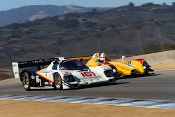 IMSA GTP Porsche 962 and LMP2 Porsche Spyder