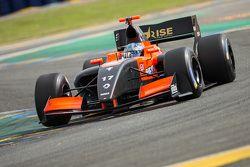 Roy Nissany, Tech 1, Nyck de Vries, DAMS Racing