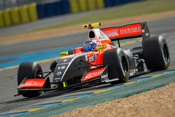 Aurélien Panis, Tech 1, Nyck de Vries, DAMS Racing