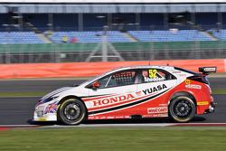 Gordon Shedden, Honda Yuasa Racing, Honda Civic Type R
