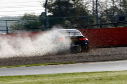 Round 9 of the 2015 British Touring Car Championship#28 Nicolas Hamilton, AmD Tuningcom, Audi S4