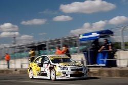 Dave Newsham, Power Maxed Racing, Chevrolet Cruze