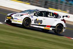 Mat Jackson, Motorbase Performance, Ford Focus