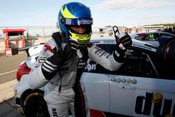 Polesitter Mat Jackson, Motorbase Performance, Ford Focus