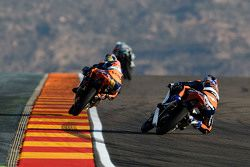 Brad Binder, Red Bull KTM Ajo y Karel Hanika, Red Bull KTM Ajo