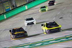 Brendan Gaughan, Richard Childress Racing Chevrolet and Brandon Jones, Richard Childress Racing Chev