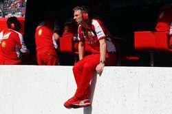 James Allison, Directeur Technique Chassis Ferrari