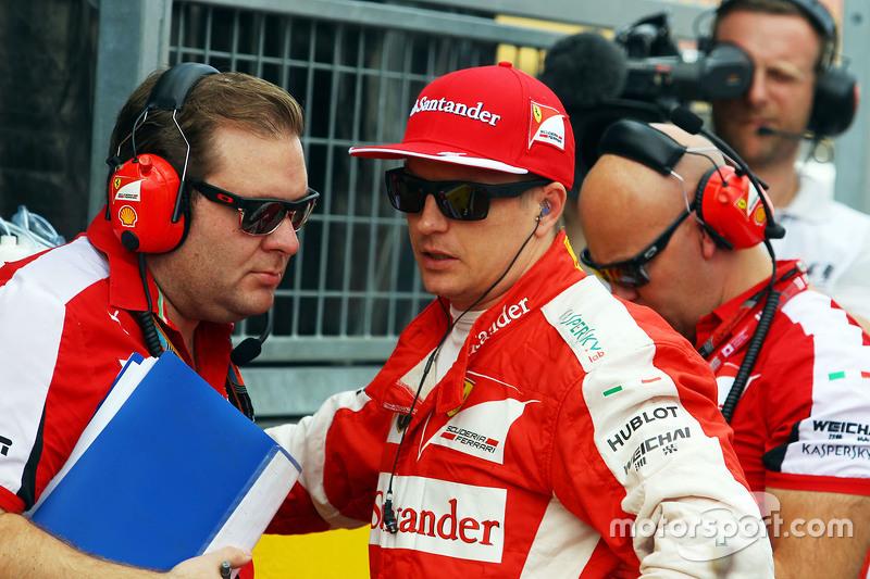 David Greenwood (Kimi Räikkönen)
