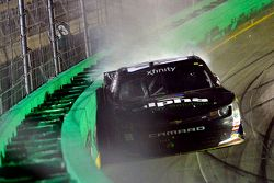 Ben Rhodes, JR Motorsports Chevrolet in trouble