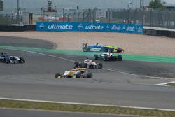 Nabil Jeffri, Motopark Academy Dallara F312 Volkswagen y Alessio Lorandi, Van Amersfoort Racing Dall