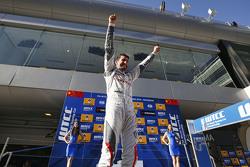 Le vainqueur : Jose Maria Lopez, Citroën C-Elysée WTCC, Citroën World Touring Car team