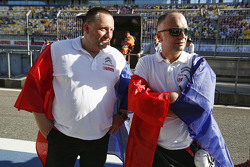 Yves Matton et Xavier Mestelan Pinon, Citroën World Touring Car team